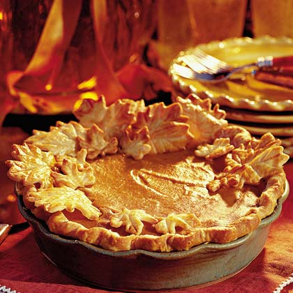 Elegant Pumpkin-Walnut Layered Pie Recipe