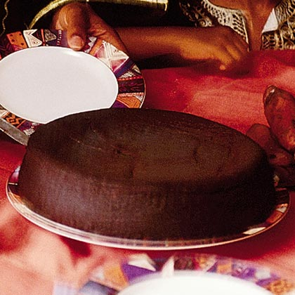 Black Cake (A Kwanzaa Fruitcake)Recipe