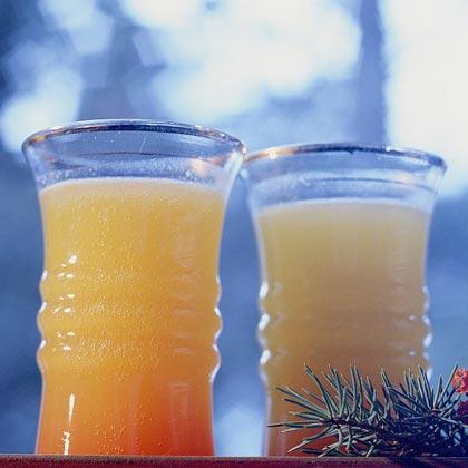 Sparkling Citrus Cider