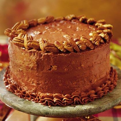 Chocolate Italian Cake