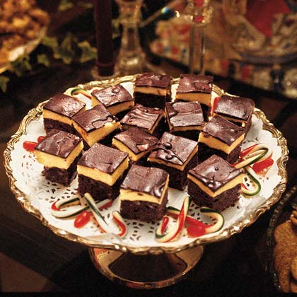layered brownies recipe myrecipes