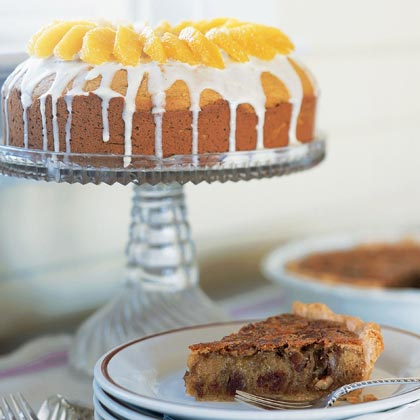 Pumpkin Cake with Cream Cheese Glaze Recipe