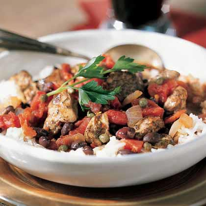 Jamaican Chicken StewRecipe