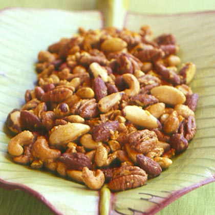 Spiced Boca Nuts