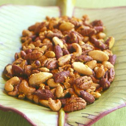 Spiced Boca Nuts