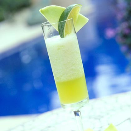 5 Tropical Drinks