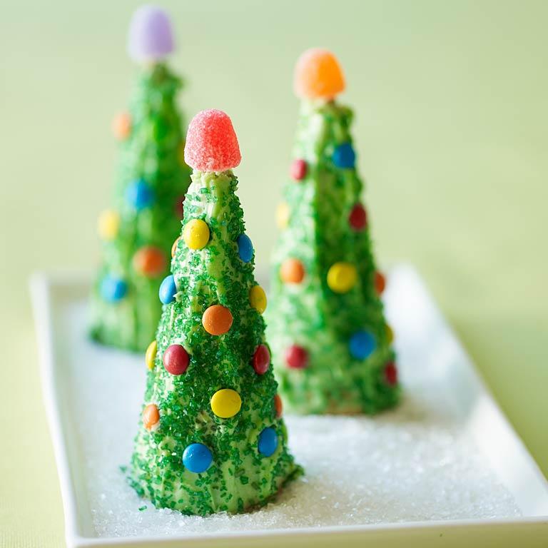 Holiday Trees Recipe