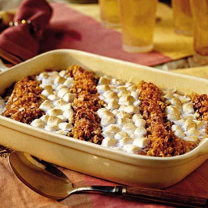 thanksgiving mashed yam recipes