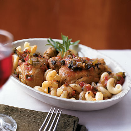Easy Bistro Chicken