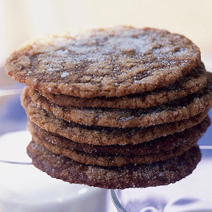 Alaska Molasses Cookies