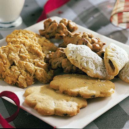 Crunchy Lace Cookies