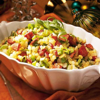 Cajun Corn Maque ChouxRecipe