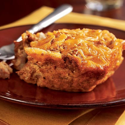 Cheesy Brunch CasseroleRecipe