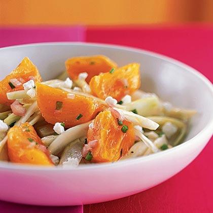 Persimmon and Fennel Salad Recipe