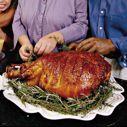 Michelle's Baked Ham