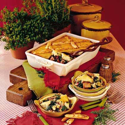 Pimiento-Cheese Corn SticksRecipe