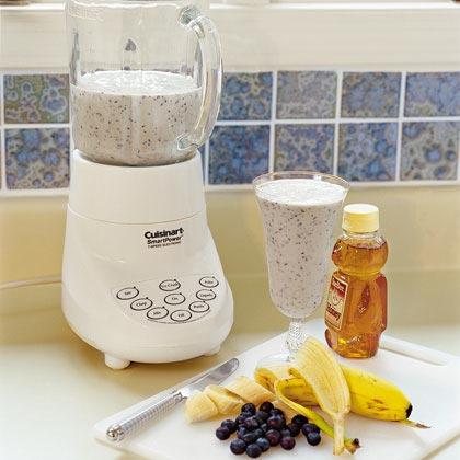 Banana Breakfast Smoothie Recipe