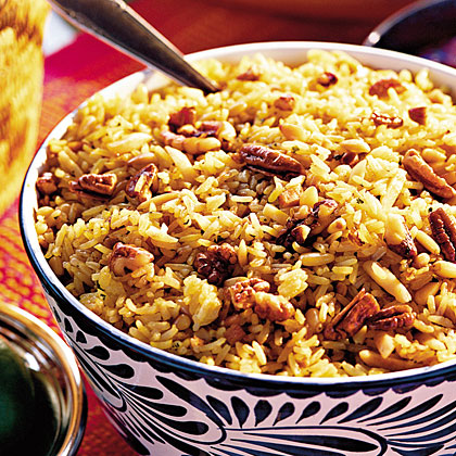 Orphan's Rice Recipe