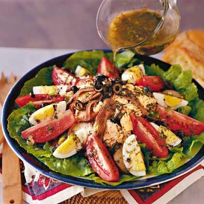 Salad Niçoise Recipe