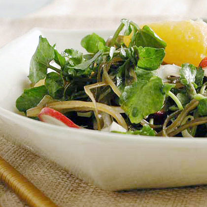 Watercress Salad with Fennel and CitrusRecipe