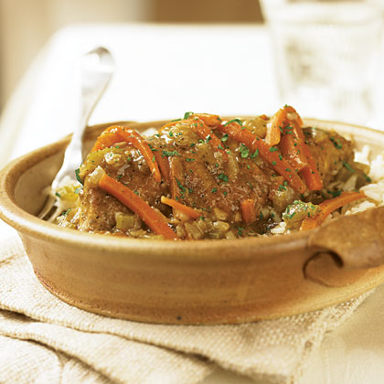 Old fashioned chicken fricassee recipe myrecipes forumfinder Choice Image