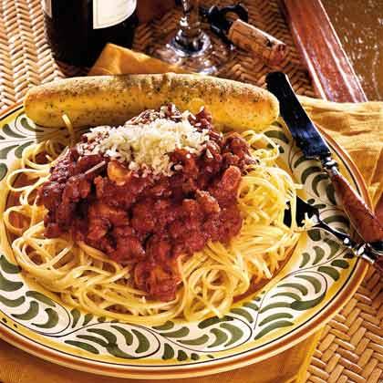 Sicilian Spaghetti SauceRecipe