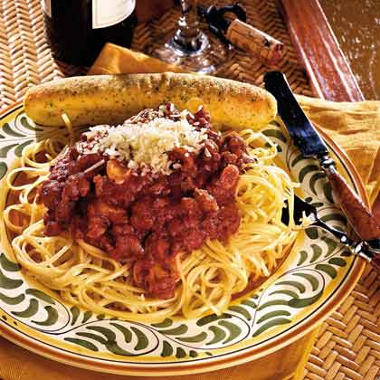 Sicilian Spaghetti Sauce