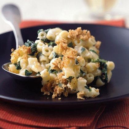 Smoked Gouda Macaroni and CheeseRecipe