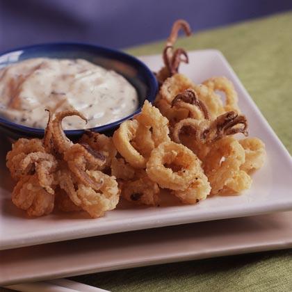 how to cook calamari quick