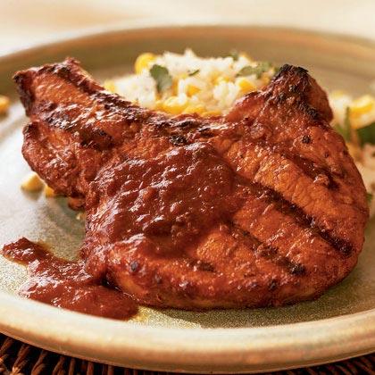 Grilled Adobo Pork
