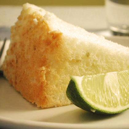 Margarita Angel Cake Recipe
