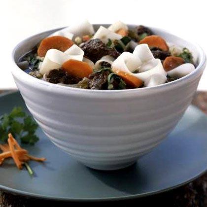 Beef and Bok Choy Hot PotRecipe