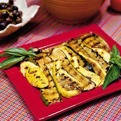 Italian Eggplant Vinaigrette Recipe
