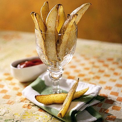 Spicy Oven Fries Recipe