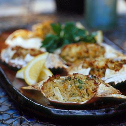 Deviled Crab Recipe