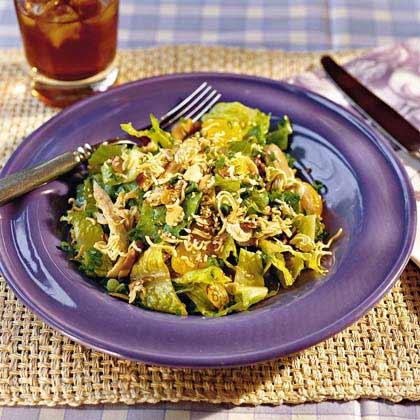 Noodle Chicken SaladRecipe