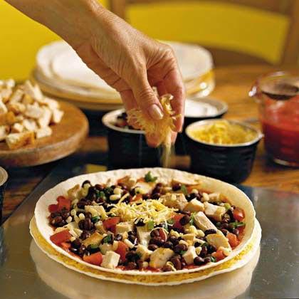 Southwestern Pizza