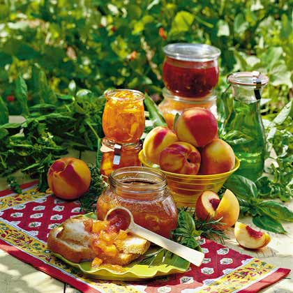 Tart Basil Jelly Recipe