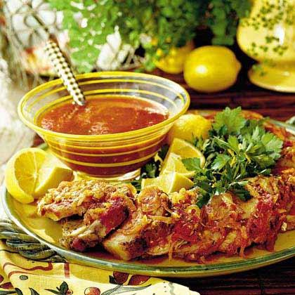Barbecued Pork RoastRecipe