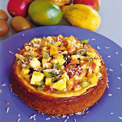 Island Breeze Cheesecake Recipe