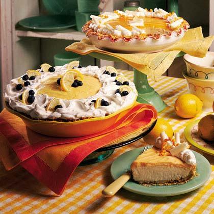 Orange Dream Pie
