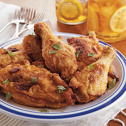 Our Best Southern Fried Chicken