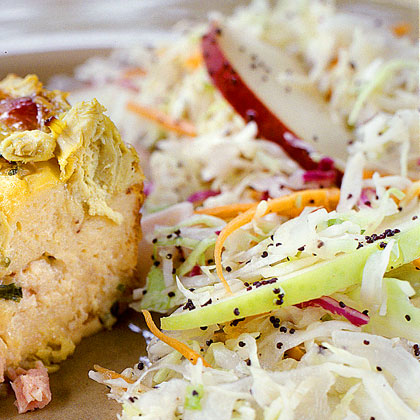 Apple-and-Pear Slaw Recipe