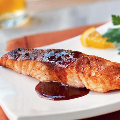 Citrus-Roasted Salmon Recipe