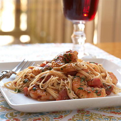 Shrimp Diablo Recipe