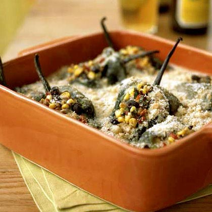 Chiles Rellenos Gratin