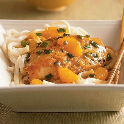 Orange Mandarin ChickenRecipe
