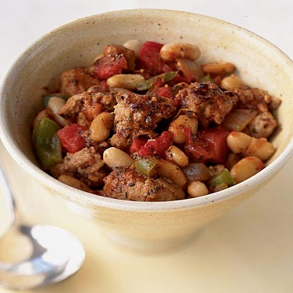 Italian Sausage and White Beans Recipe