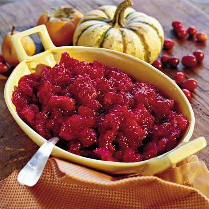 Double Cranberry-Apple Sauce