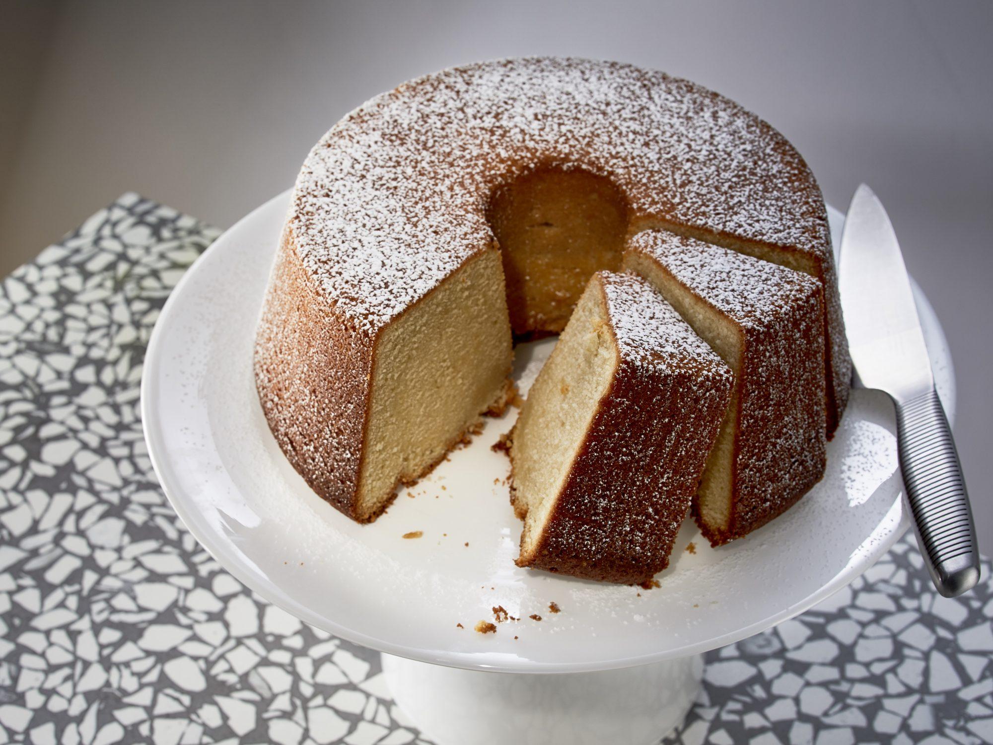 Million Dollar Pound Cake Recipe Myrecipes